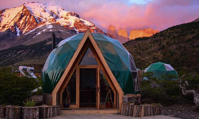 Luxury Camp W Trek