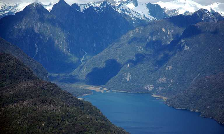Explore the Northern Patagonian Fjords