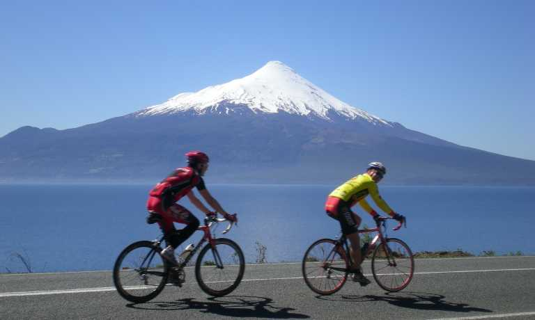 Lake Llanquihue Self Guided Biking