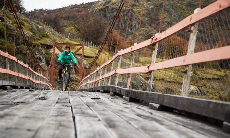 The Carretera Austral Mountainbike Challenge