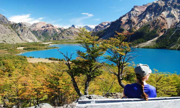 Trekking to the Patagonia Park: Jeinimeni to Aviles