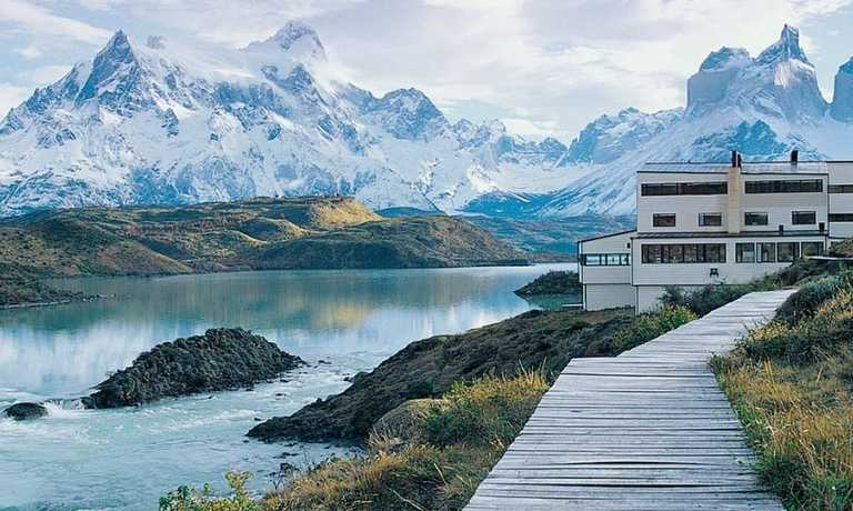 Discover Patagonian Winter from Luxury