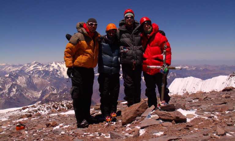 Summit Aconcagua & Cerro Bonete