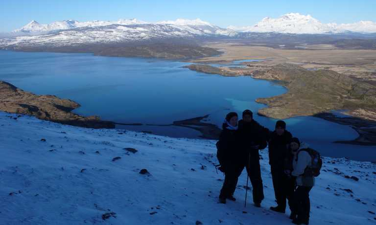 Torres del Paine Winter Adventure