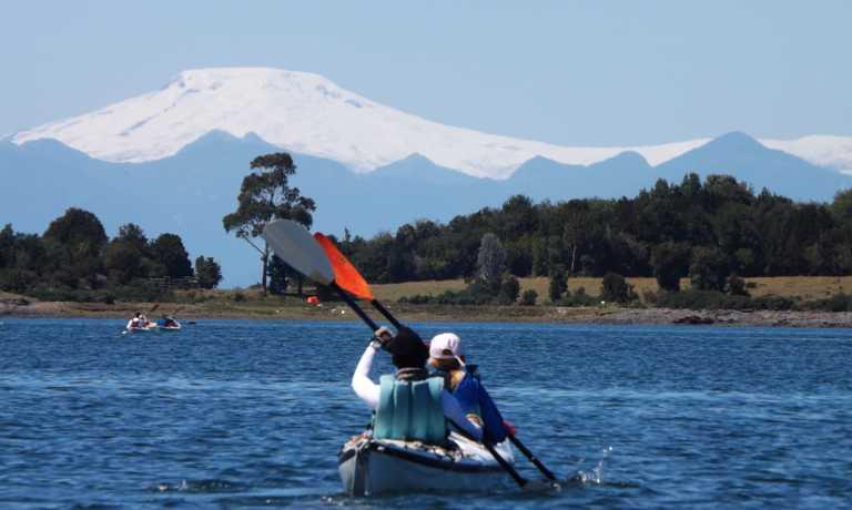Chiloe archipelago