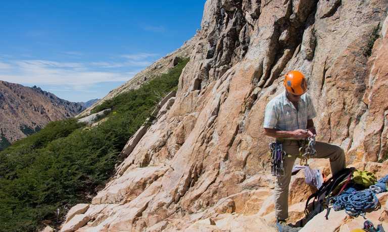 17 Day Climbing Adventure
