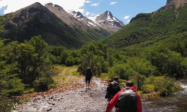 Classic Cerro Castillo Four-Day Trek