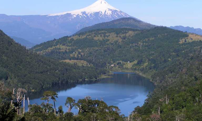 Patagonian Lake District Adventure