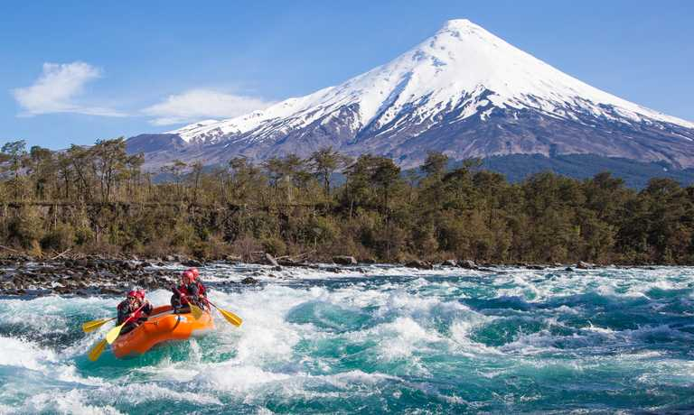 Hike, Kayak & Ride Puerto Varas